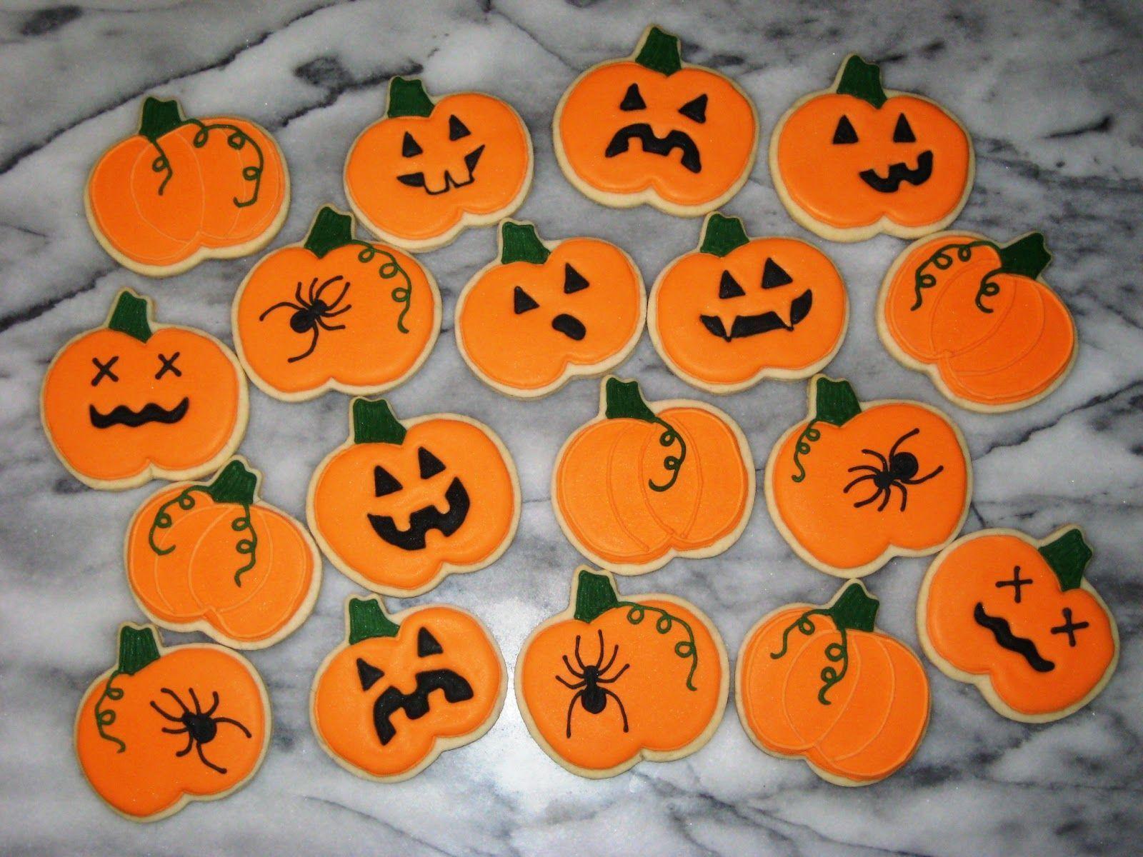 Bánh hình Halloween