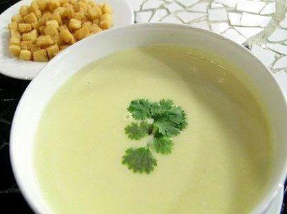 Cách làm súp kem gà ấm lòng ngày se lạnh