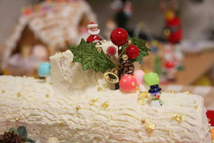 Cách làm bánh khúc cây đón Giánh Sinh an lành
