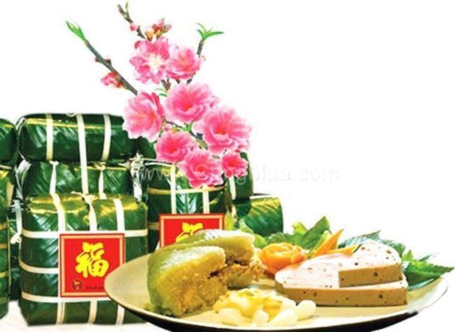 Bí quyết luộc bánh chưng xanh và ngon nhất ngày Tết
