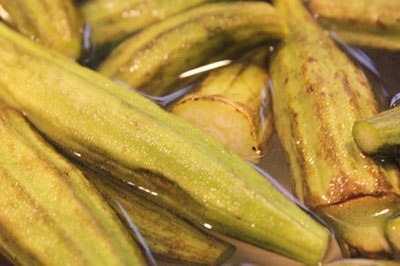 Đậu bắp xào tỏi đơn giản mà bổ dưỡng