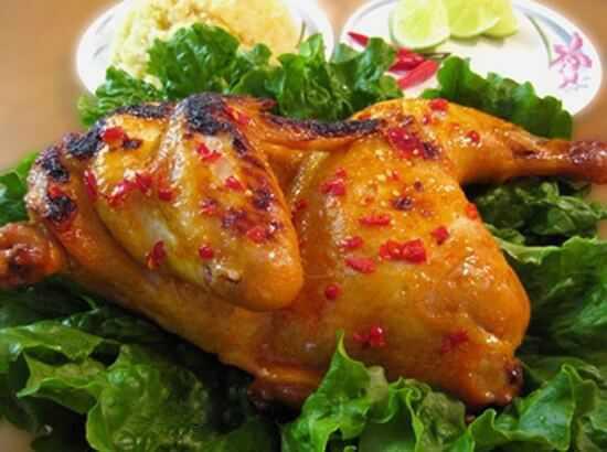 Cách làm gà nướng muối ớt cực ngon thưởng thức ngày cuối tuần