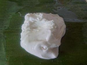 Món chay: Bánh bột lọc lá chuối