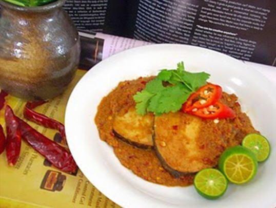 Ăn ngon với Cá Me Chay Mã lai Á .