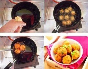 Cách làm đậu phụ viên chiên một món ăn chay ngon
