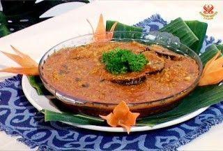 Món chay : Cá hồi chay và tương ớt Mã Lai