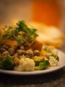 Cách làm món chay ngon từ mỳ gói