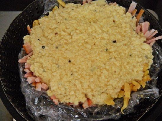 Cách làm món đậu phụ hấp trứng thịt đơn giản mà ngon