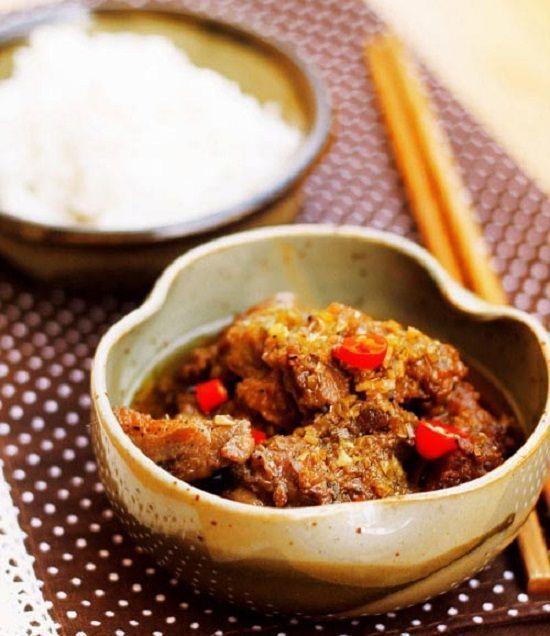 Cách làm món thịt vịt kho sả đậm đà thơm ngon