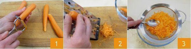Cách làm bánh cà rốt thơm lừng cực ngon