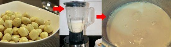 Cách làm bánh trung thu khoai lang tím không cần lò nướng