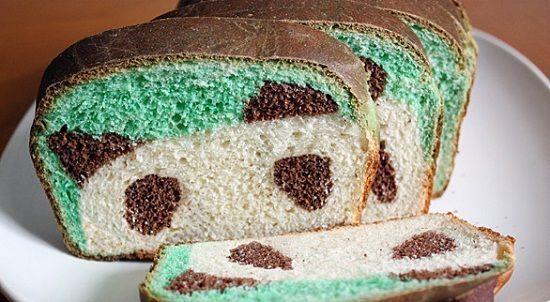 Cách làm bánh mì gấu Panda đáng yêu thơm ngon