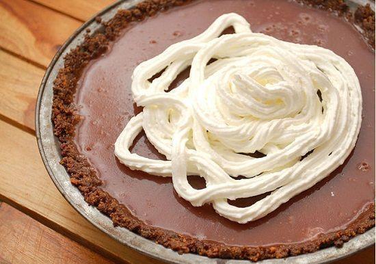 Cách làm bánh pudding socola oreo mát lạnh