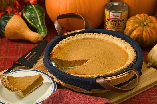 Công thức bánh bí đỏ (Bumpkin pie) ngọt ngào thay lời cảm ơn chân thành