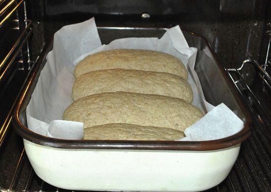 Cách làm bánh mì lúa mạch đen dễ dàng