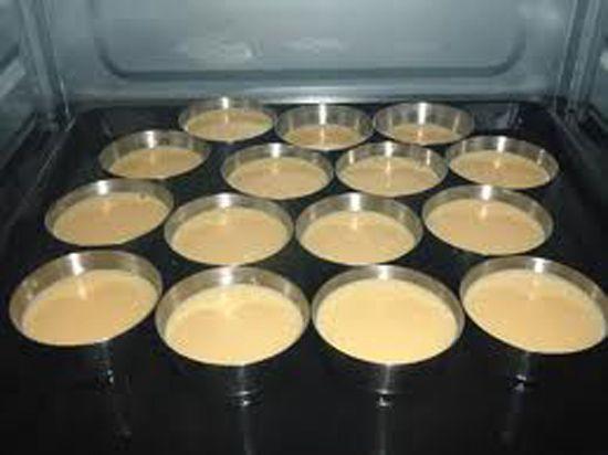 Hướng dẫn làm bánh flan cốt dừa