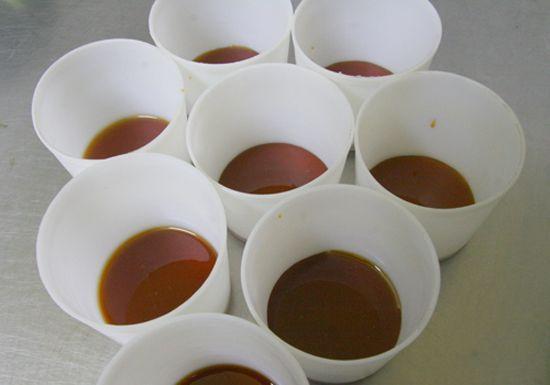 Cách làm bánh flan sữa chua
