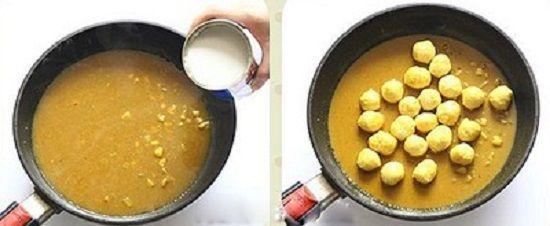 Cách làm cá viên rim cà ri cho bữa cơm thêm đậm đà