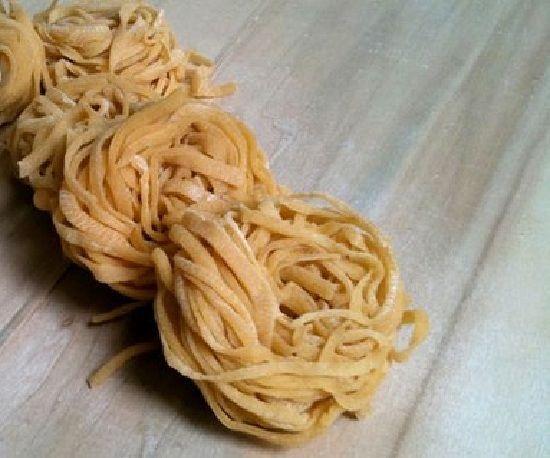 Cách làm mì Ý tươi
