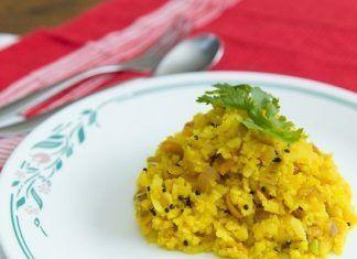 Cách làm món Poha Ấn Độ cực hấp dẫn