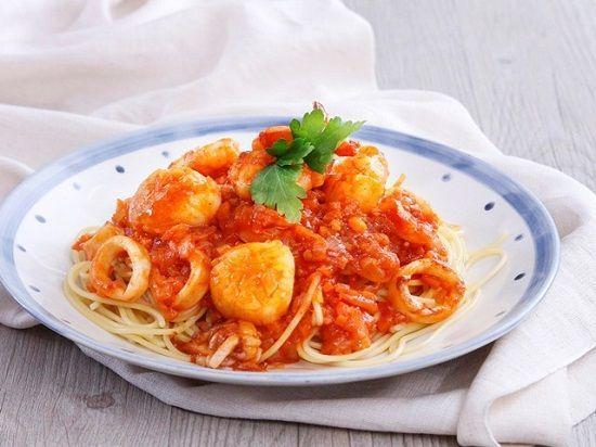 Cách làm mỳ Ý hải sản ngon chuẩn vị nhà hàng