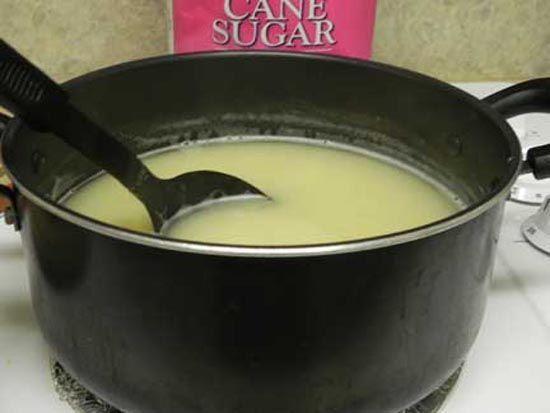 Cách làm sữa đậu xanh nước dừa