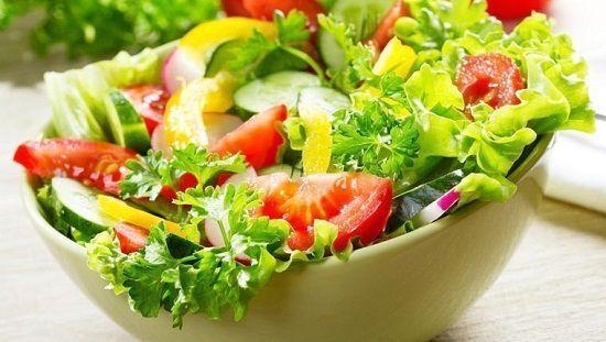 Tổng hợp cách làm cách món salad trộn giấm ngon