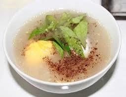 Công thức nấu món cháo trứng vịt lộn bổ dưỡng