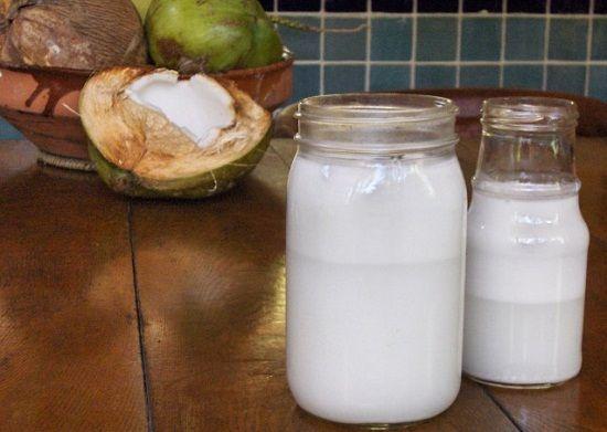 Cách làm nước cốt dừa cực đơn giản