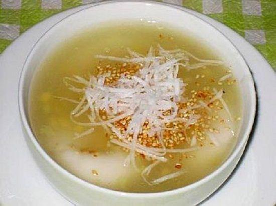 Cách làm bánh chay nước ngon cho tết Hàn thực