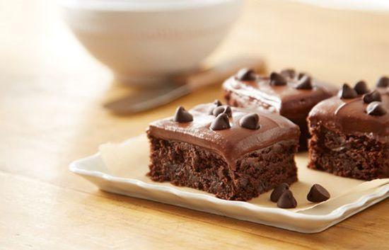 Cách làm bánh Brownies hạnh nhân chocolate độc đáo