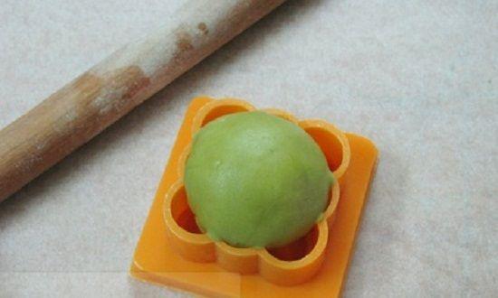 Cách làm bánh dẻo trà xanh cho mùa tết trung thu