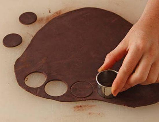 Cách làm bông hồng Chocolate cho ngày Valentine