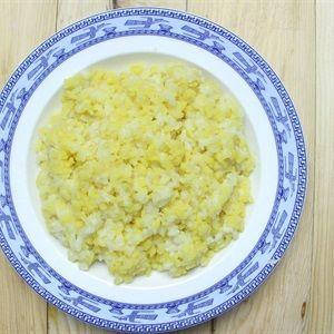 Xôi nước cốt dừa đậu xanh