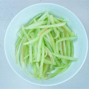 Vỏ dưa hấu trộn chua cay