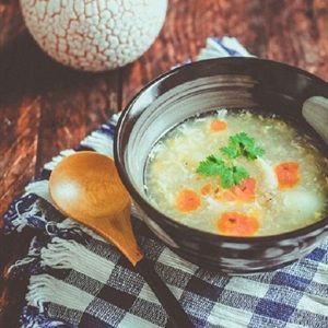 Soup hải sâm