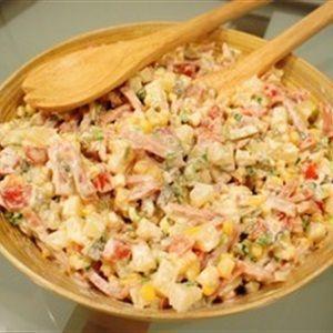 Salad Nga đúng chuẩn