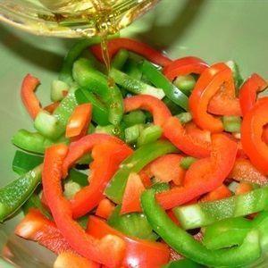 Salad ớt chuông