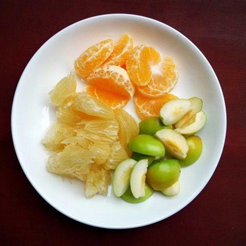 Salad trái cây ngọt mát