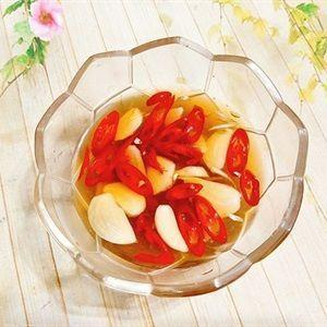 Gỏi bạch tuộc chua cay