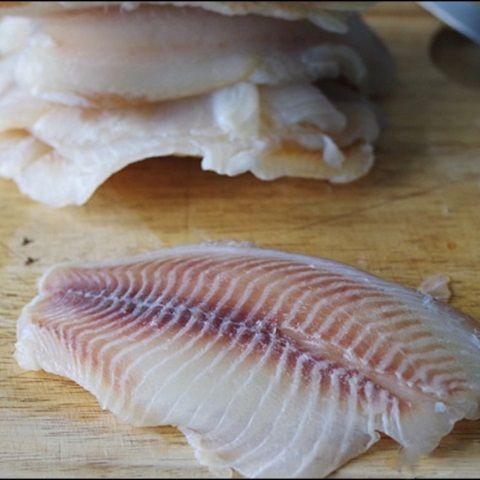 Làm chả cá rô phi tại nhà