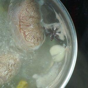 Bắp bò ngâm nước mắm chua ngọt